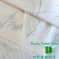Knitting mattress fabric