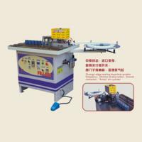 Doublesided adhesive edgebanding machine