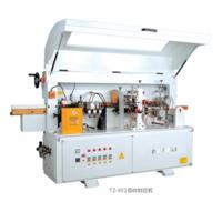 Semi-automatic edge-banding machine