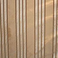 Silk velvet stripes
