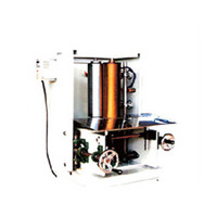 Hypotenuse printing machine
