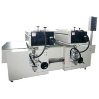 All pricision two rollers coater