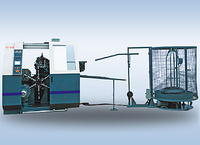 SXF-80A High Speed LFK Spring Coiling Machine