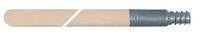 Wooden Extension Pole W/Cast Aluminium Tip