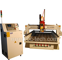 CNC Router RC1325RH 4-axis