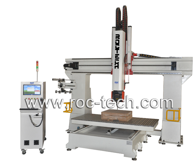 CNC Router 5axis RCF 1325