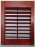 Wood Shutter-other furniture decorating materials