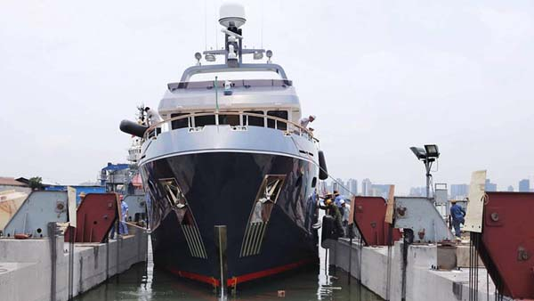 Bering Yachts Announced the Launch of Bering 80 Explorer--Veda.