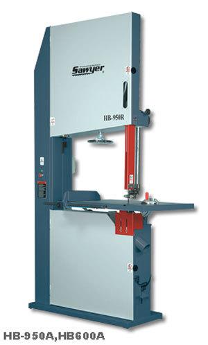 HB-900HA/HB-600A VERTICAL BAND SAW(RESAW)
