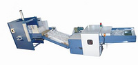 Pillow & cushion rolling filling line