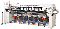 HS-196T Nine-Unit Boring Machine
