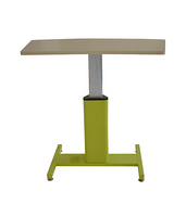 One –Column electric adjustable table and frame