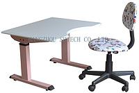 Study manual adjustable table