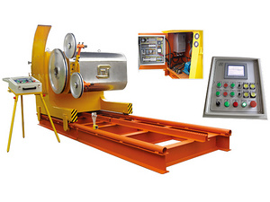 Intelligent Model-Numerical Control Mine Wire Saw