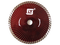 Turbo blade for granit