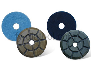 Diamond Resin Surface Polishing Pad