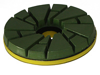 Abrasive wheel for edging and chamfering