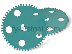 Diamond Grooving Wheel for Granite