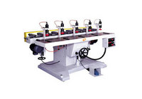 Automatic pressure-side-type drilling machine