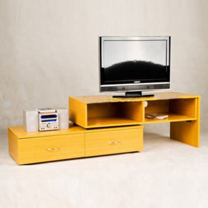 Wood Boarding TV Stand