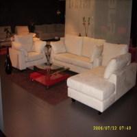 Mount fabric sofa