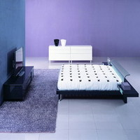 DOUBLE BED & CHEST