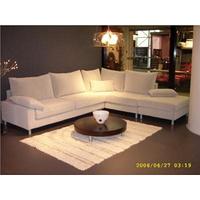 Scot fabric sofa