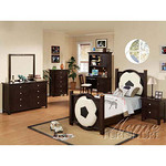 Peru Espresso Finish bedroom set