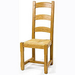 Country High Back dining chair