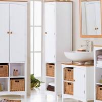 Bathroom Cabinet Set
