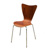 bend wood dining chair