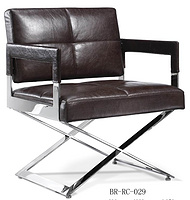 RC029 Stainless steel chair
