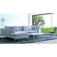 office  fabric  corner sofa