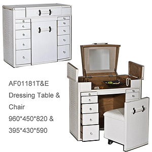 Dressing Table & Chair-dressers