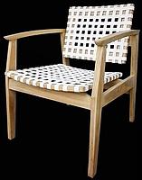 Bivoli Armchair In 2 Cm Leather