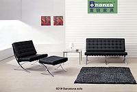 Bonanza-801# Barcelona chair