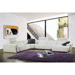 Leather Sofa A526