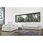 Leather Sofa A568