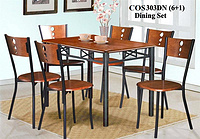 COS - 303DN (1+6)- Dining Sets
