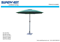 9FT Steel Market Umbrella-8ribs
