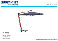 10-FT Offset Umbrella
