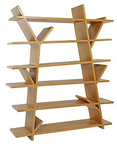 Ecologique Bookcases/bookshelves