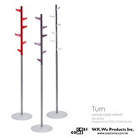 Turn Swivel Coat Stand