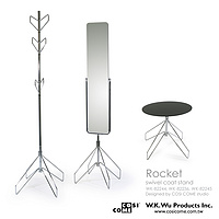 Rocket Coat Stand