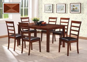 Pasio (1+6) Dining Set
