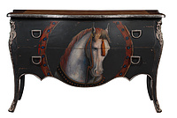 Atelier Monceau - Commode War Horse
