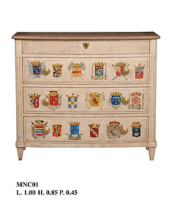 Atelier Monceau- Commode- Chestofdrawers