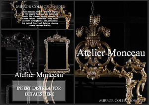 Atelier Monceau- Mirror Collection