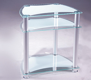 Modern Glass Tv Stand 21yc