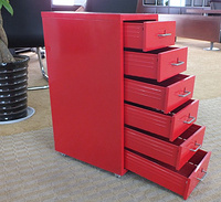 Mrtal filing cabinet
